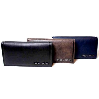 【ギフト】【あす楽】【送料無料】POLICE ポリス財布 財布メンズ 長財布メンズ イタリアブランド 牛革 カード入れ付 高級財布 男の財布 EXILE ギフト好適品 751964