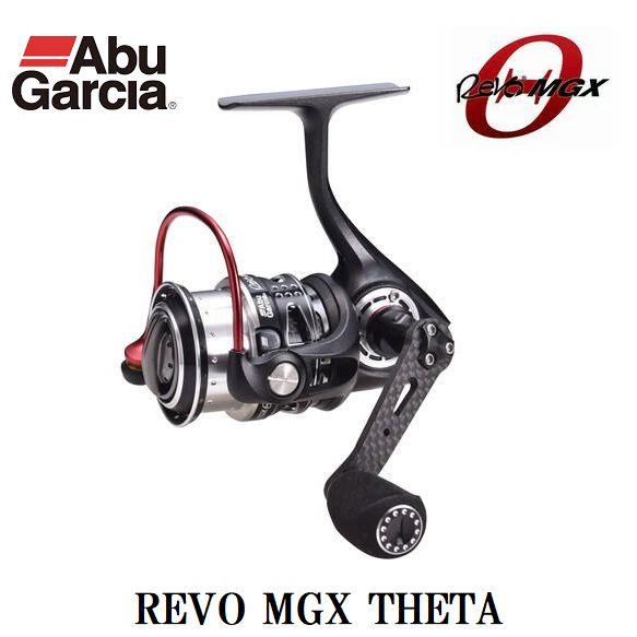 AbuGarcia(アブガルシア) REVO MGX THETA (レボ エムジーエックス シータ) 2000SH