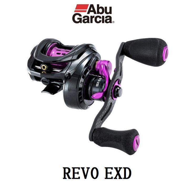 EXD-SHS-L 左ハンドル REVO AbuGarcia