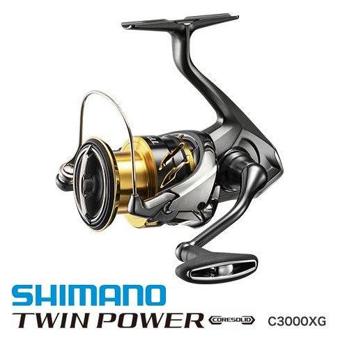 シマノ 20ツインパワー C3000XG