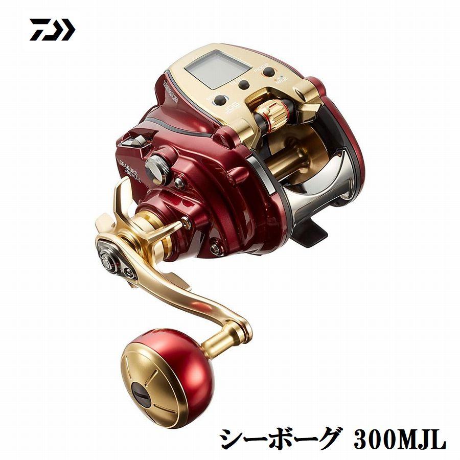 ダイワ【電動リール】シーボーグ 300MJL 左ハンドル