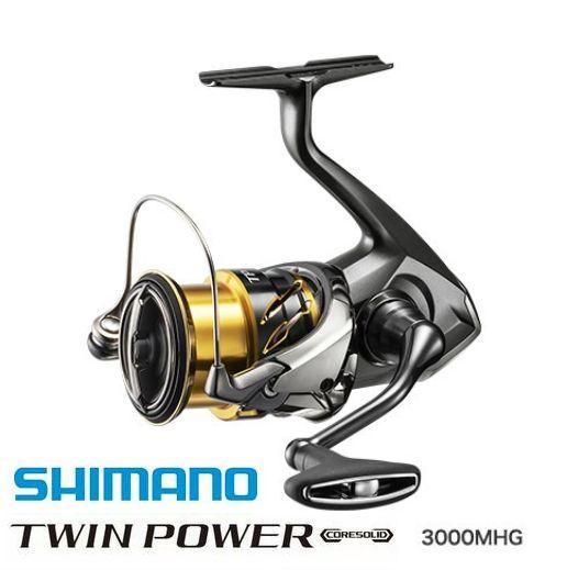 シマノ 20ツインパワー 3000MHG
