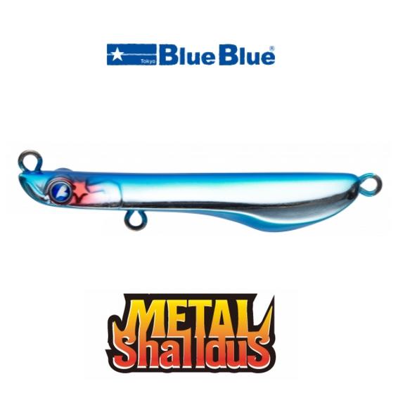 メール便可 BlueBlue 18%OFF ブルーブルー 直輸入品激安 メタルシャルダス 35g