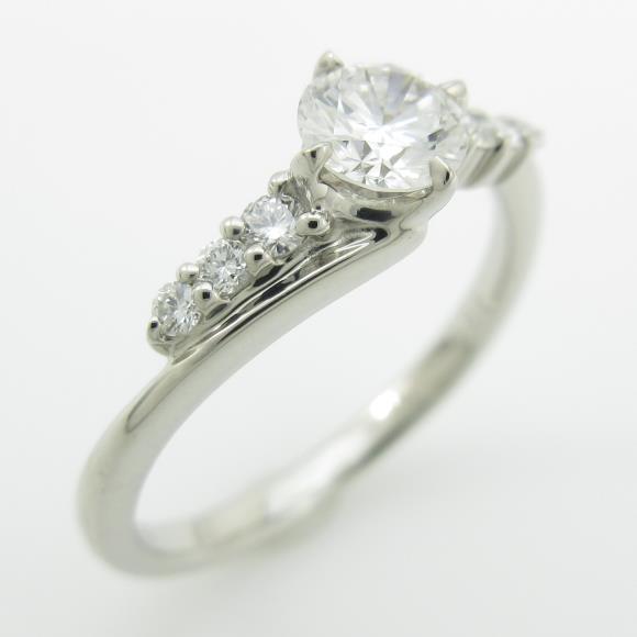 モニッケンダム ダイヤモンドリング 0.323ct・G・VS1・GOOD【中古】 【店頭受取対応商品】