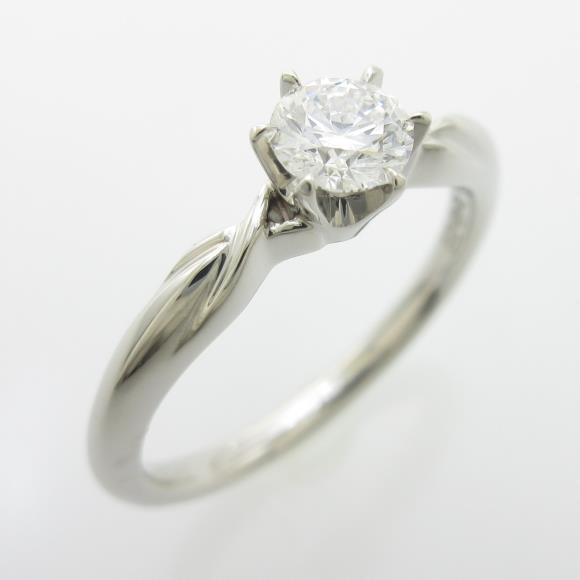 モニッケンダム ダイヤモンドリング 0.301ct・E・VS1・VERYGOOD【中古】 【店頭受取対応商品】