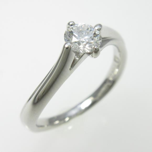 ラザール ダイヤモンド ダイヤモンドリング 0.31ct・E・VVS2【中古】 【店頭受取対応商品】