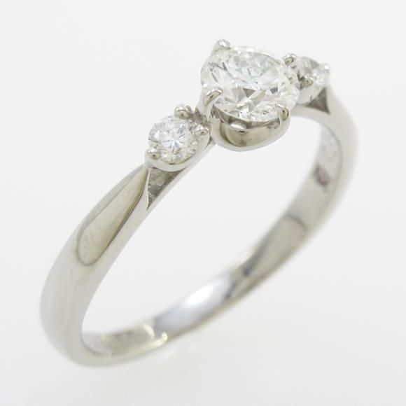 ヴァンドーム ダイヤモンドリング 0.303ct・F・VS1・3EXT【中古】 【店頭受取対応商品】