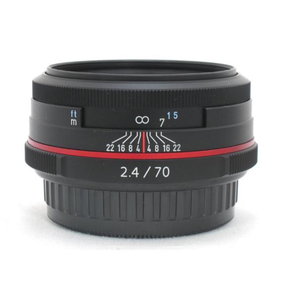 PENTAX HD DA70mm F2.4 LIMITED BLACK【中古】