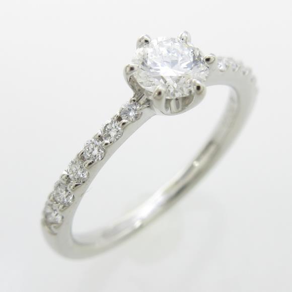 モニッケンダム ダイヤモンドリング 0.30ct・F・VS2・VERYGOOD【中古】 【店頭受取対応商品】