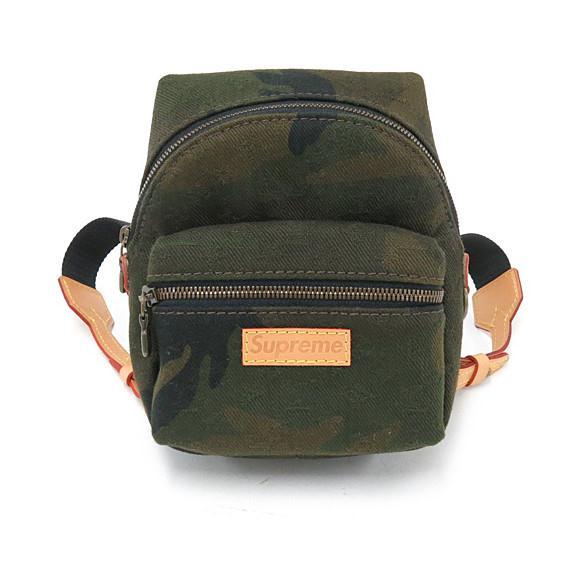 ルイヴィトン バッグ アポロバックパックナノ M44201【中古】 【店頭受取対応商品】