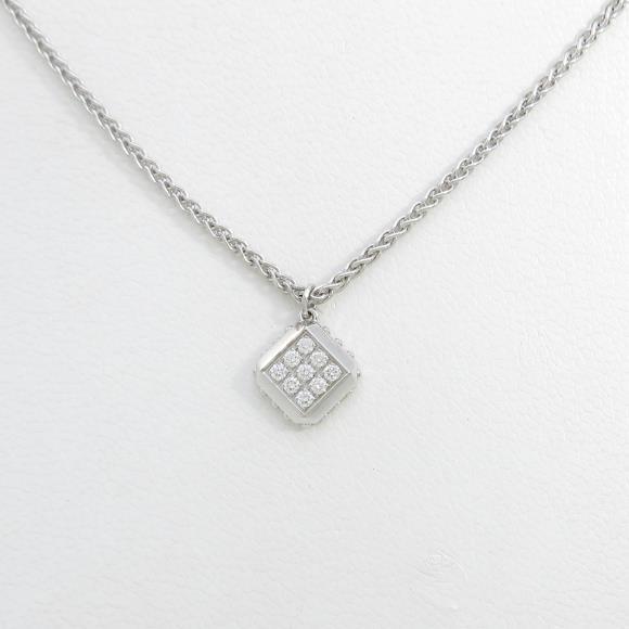 ルイヴィトン ダイヤモンドネックレス【中古】 【店頭受取対応商品】