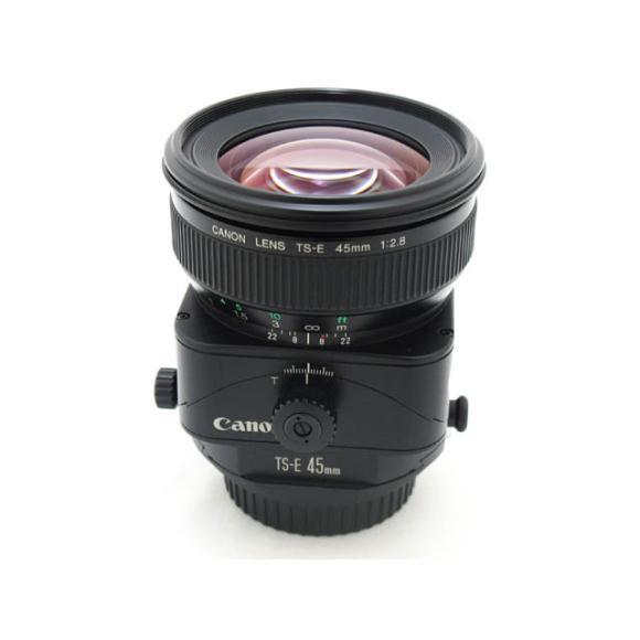 CANON TS-E45mm F2.8【中古】