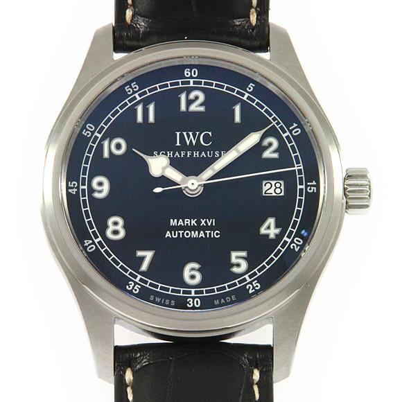 IWC IW325516 マークXVI JAPAN LIMITED 自動巻【中古】 【店頭受取対応商品】