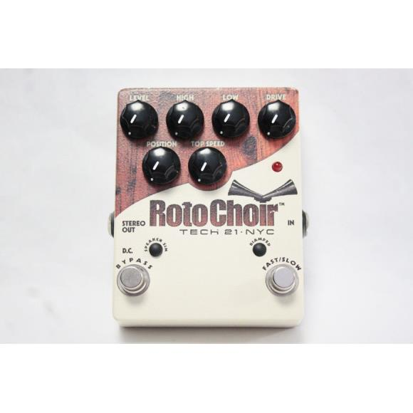 TECH21 ROTO CHOIR【中古】