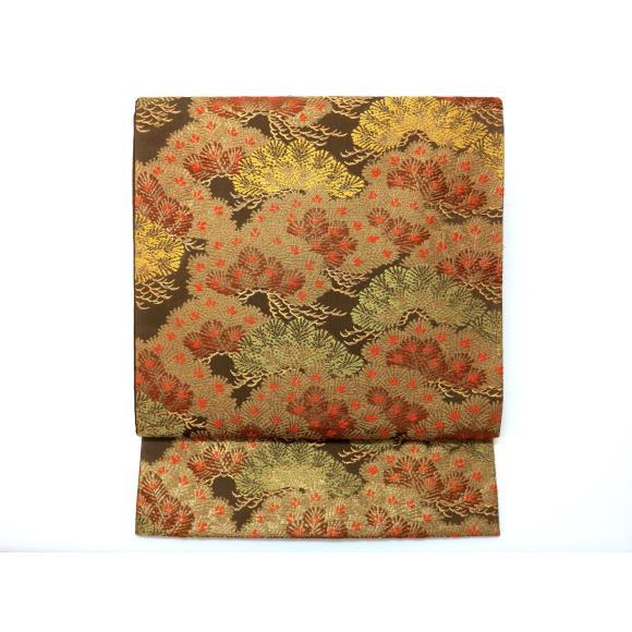 袋帯河合美術織物【中古】