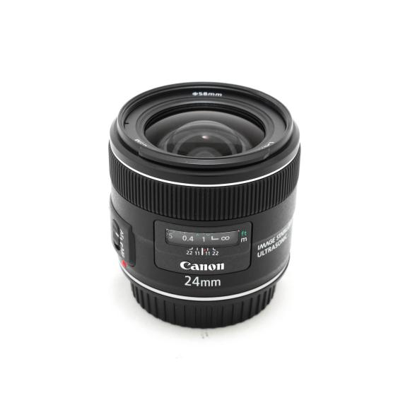 CANON EF24mm F2.8IS USM【中古】
