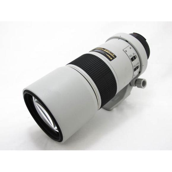 NIKON AF-S300mm F4Dライトグレー【中古】