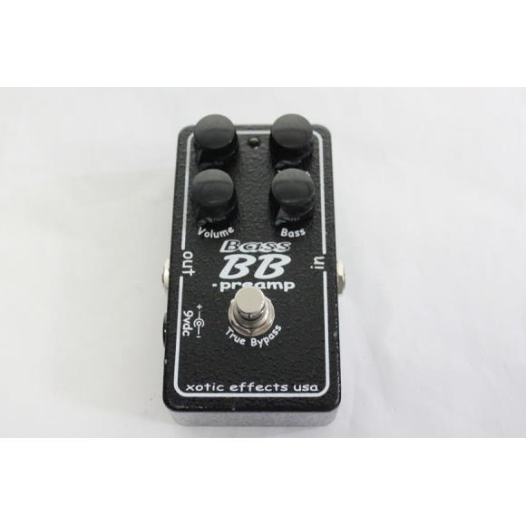 XOTIC BASS BB PREAMP【中古】