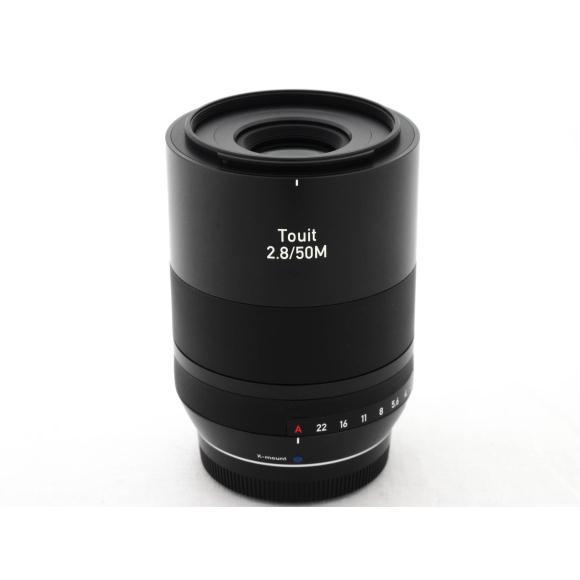 ZEISS TOUIT50mm F2.8MAKRO X用【中古】