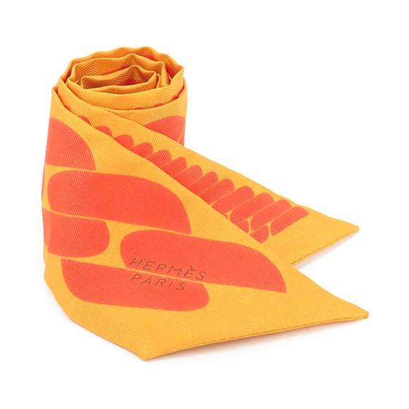 【未使用品】エルメス ツイリースカーフ 062917S【中古】 【店頭受取対応商品】