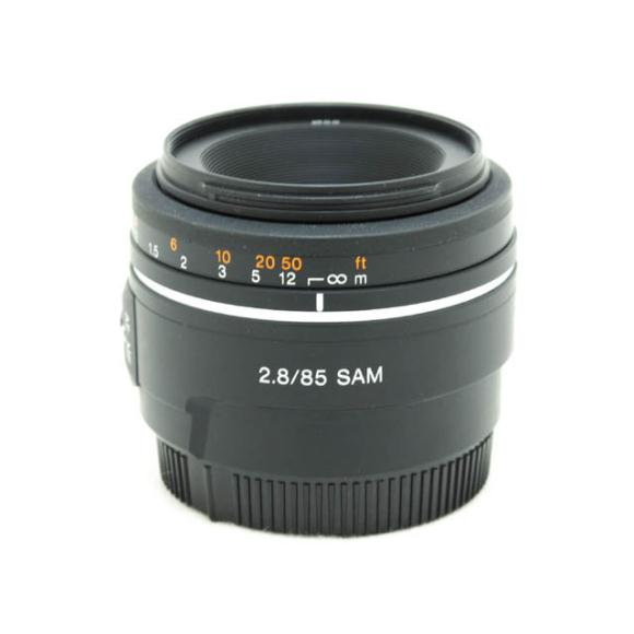 SONY 85mm F2.8SAM【中古】