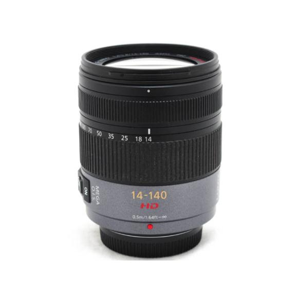 PANASONIC HD14-140mm F4-5.8O.I.S【中古】