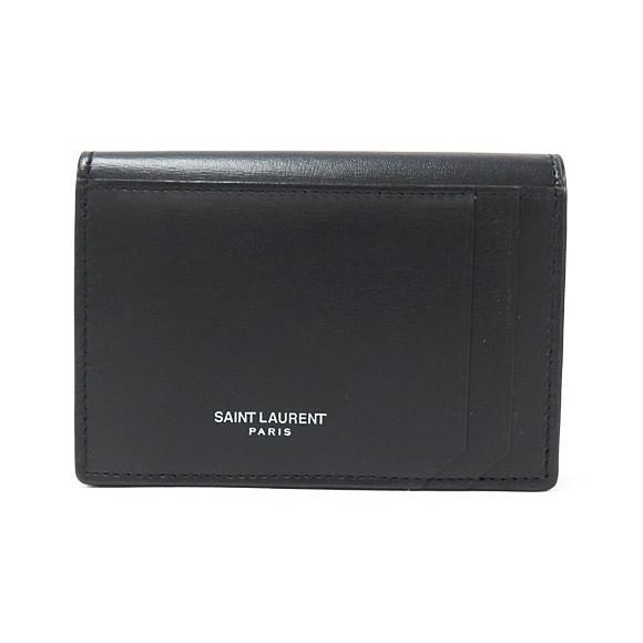 【新品】サン ローラン カードケース 485058 D434N【新品】 【店頭受取対応商品】