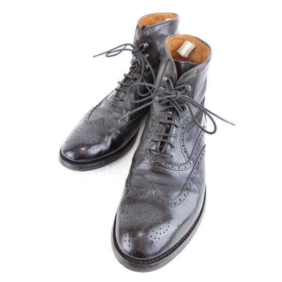 オフィチーネクリエイティブ OFFICINE CREATIVE ブーツ【中古】 【店頭受取対応商品】