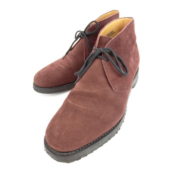 チャーチ CHURCH'S ブーツ【中古】 【店頭受取対応商品】