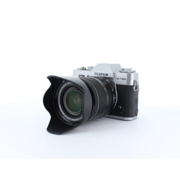 FUJIFILM X-T20 XF18-55レンズキット【中古】