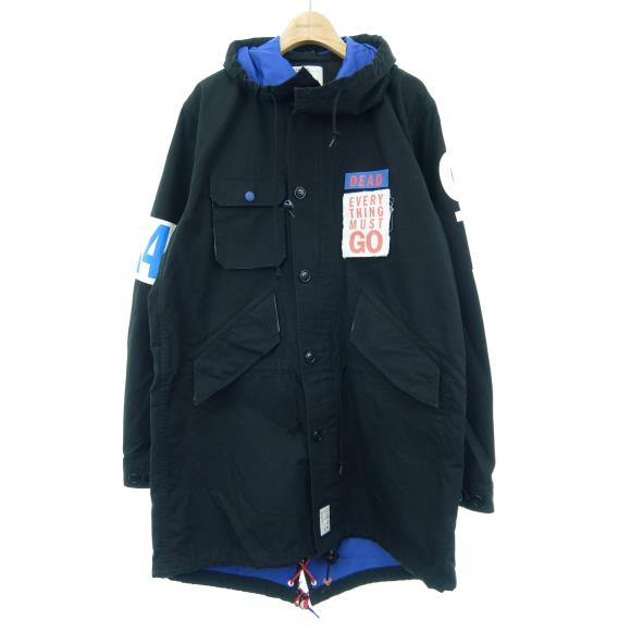A.FOUR LABS コート【中古】 【店頭受取対応商品】