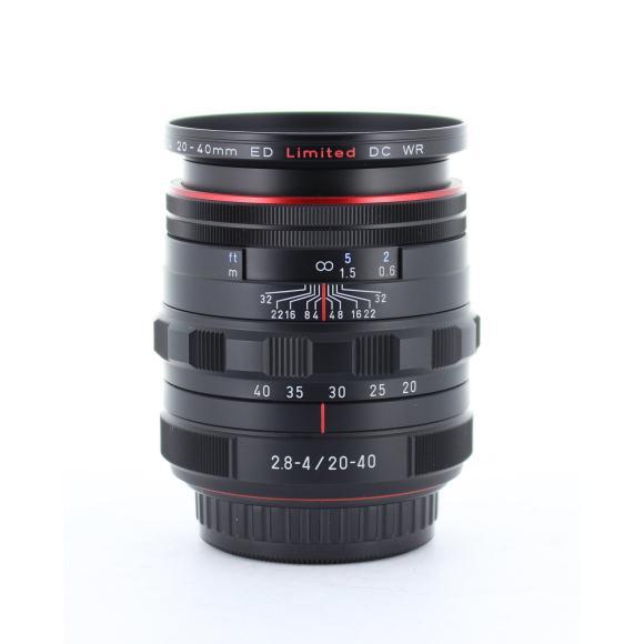 PENTAX HD DA20-40mm F2.8-4LIMITEDBK【中古】