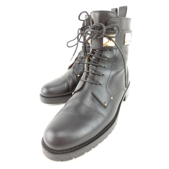 ヴァレンティノ ガラヴァーニ VALENTINO GARAVANI ブーツ【中古】 【店頭受取対応商品】