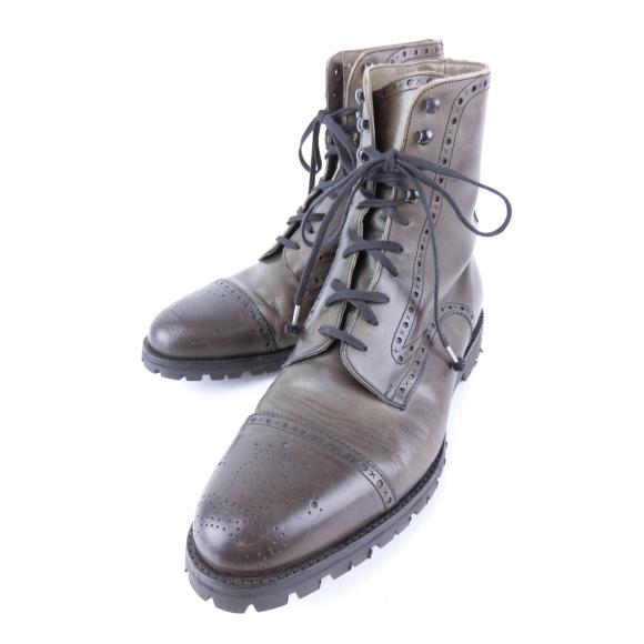 バーカーブラック BARKER BLACK ブーツ【中古】 【店頭受取対応商品】