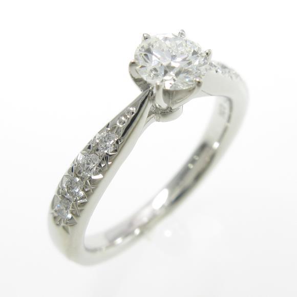 タサキ ダイヤモンドリング 0.27ct・G・VS1・3EXCELLENT【中古】 【店頭受取対応商品】