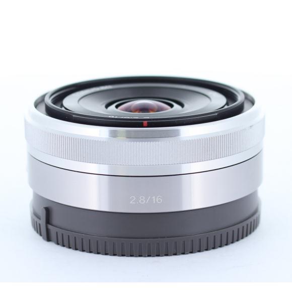 SONY E16mm F2.8【中古】