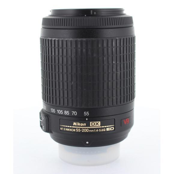 NIKON AF-S DX55-200mm F4-5.6G VR【中古】