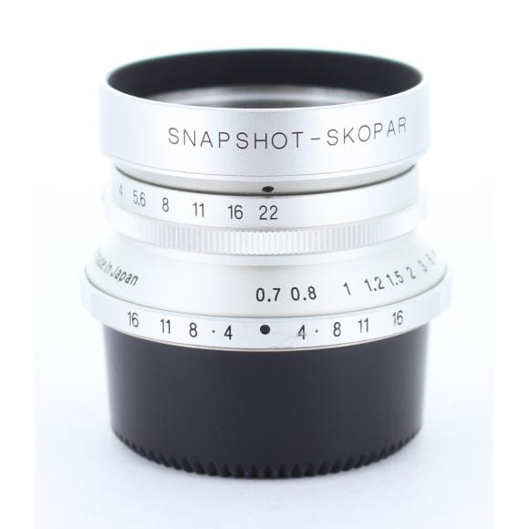 Voigtlander SNAP-SHOT SKOPAR25mm F4【中古】