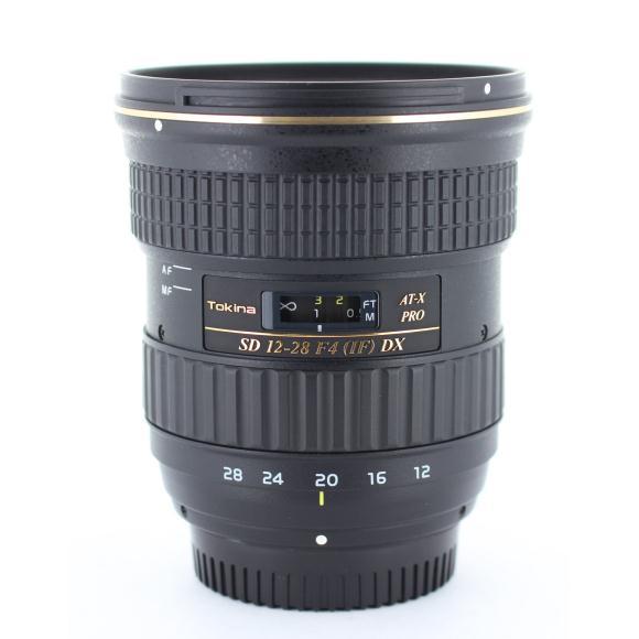 TOKINA ニコン12-28mm F4DX【中古】