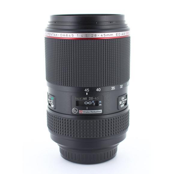 PENTAX HD DA645 28-45mm F4.5SR【中古】