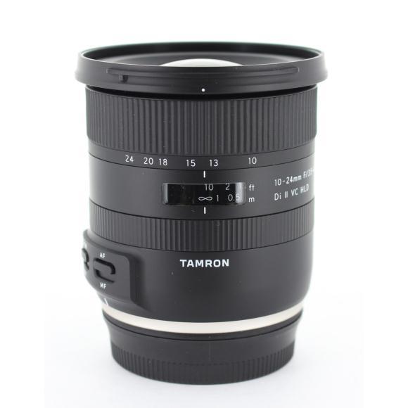 TAMRON EOS10-24mm F3.5-4.5IIVC B023【中古】