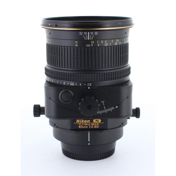 NIKON PC-E Micro 85mm F2.8D ED【中古】