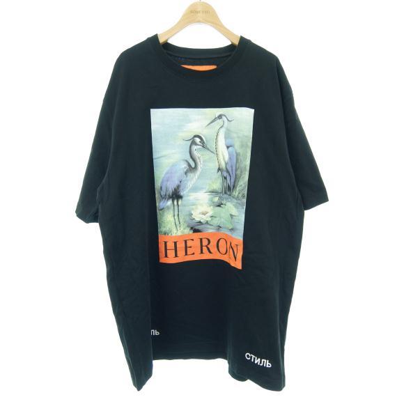 HERON PRESTION Tシャツ【中古】 【店頭受取対応商品】