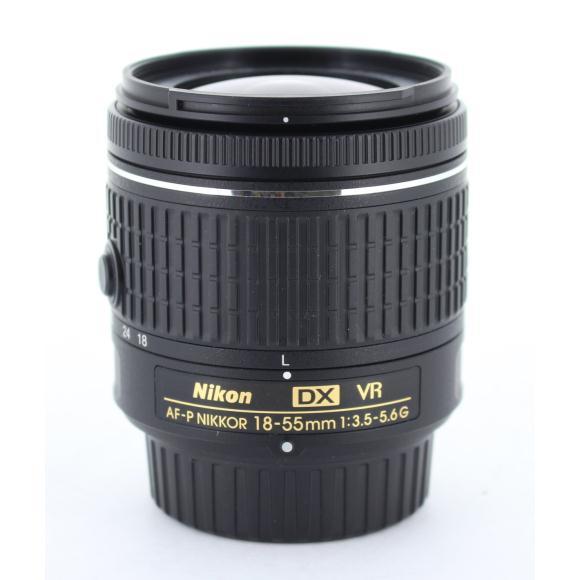 NIKON AF-P DX18-55mm F3.5-5.6G VR【中古】