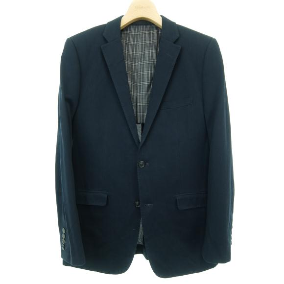 バーバリーブラックレーベル BURBERRY BLACK LABEL テーラードジャケット【中古】 【店頭受取対応商品】