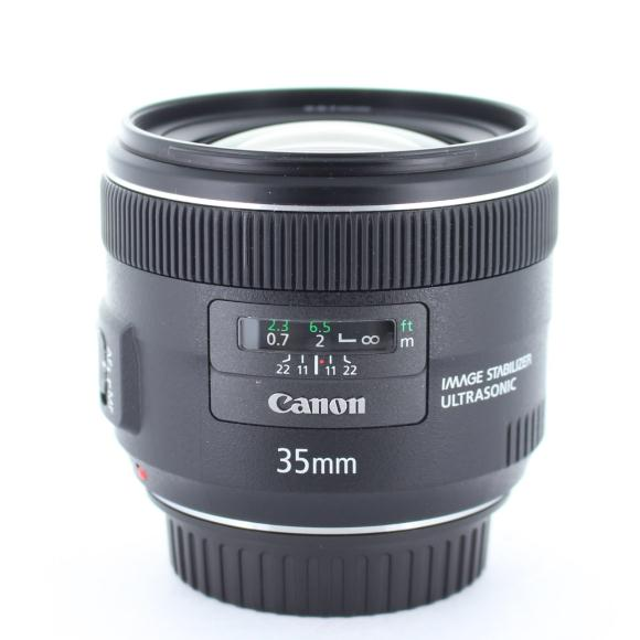 CANON EF35mm F2IS USM【中古】