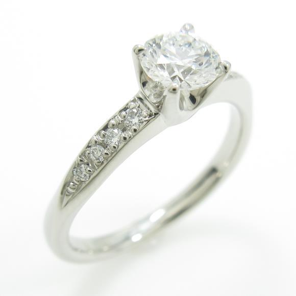 モニッケンダム ダイヤモンドリング 0.40ct・E・VS1【中古】 【店頭受取対応商品】
