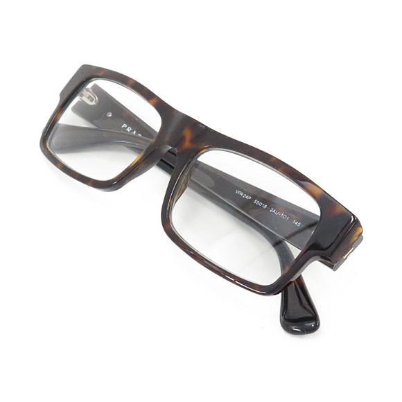 【新品】プラダ メガネ 24PVS【新品】 【店頭受取対応商品】