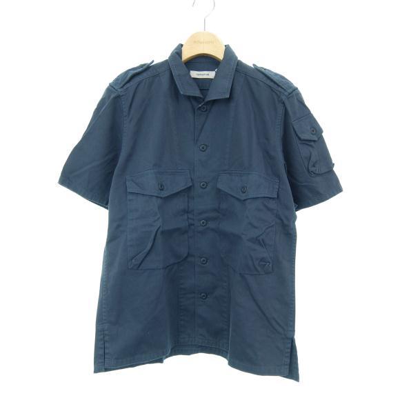 【未使用品】ノンネイティブ NONNATIVE S/Sシャツ【中古】 【店頭受取対応商品】