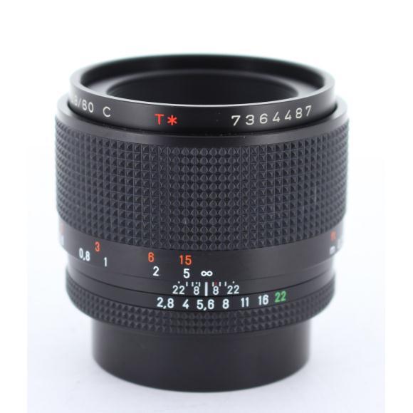 CONTAX MAKRO-PLANAR60mm F2.8MM(J)【中古】